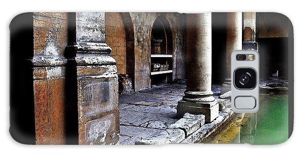 Roman Pillars  Galaxy Case