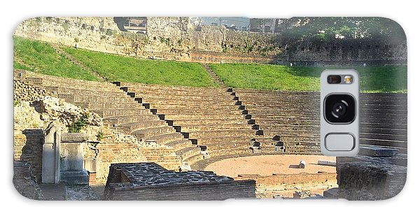Roman Theater Galaxy Case