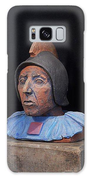 Roman Warrior Roemer - Roemer Nettersheim Eifel - Military Of Ancient Rome - Bust - Romeinen Galaxy Case