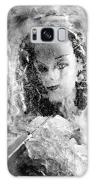 Romancing The Ice Princess Galaxy Case