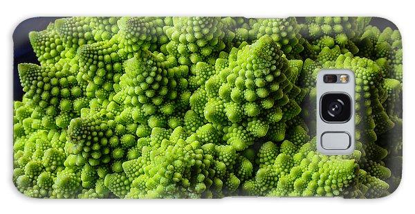 Romanesco Broccoli Galaxy Case