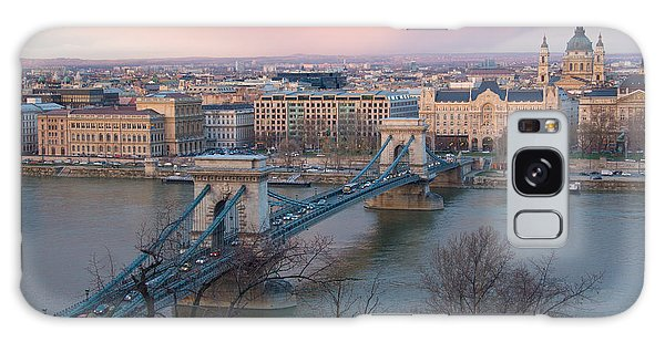 Galaxy Case - Romantic Budapest Again by Iordanis Pallikaras