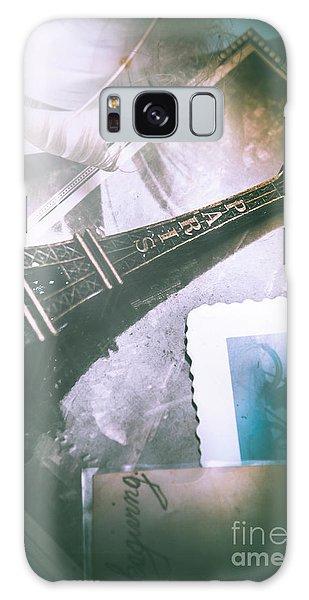 Eiffel Tower Galaxy S8 Case - Romantic Paris Memory by Jorgo Photography - Wall Art Gallery