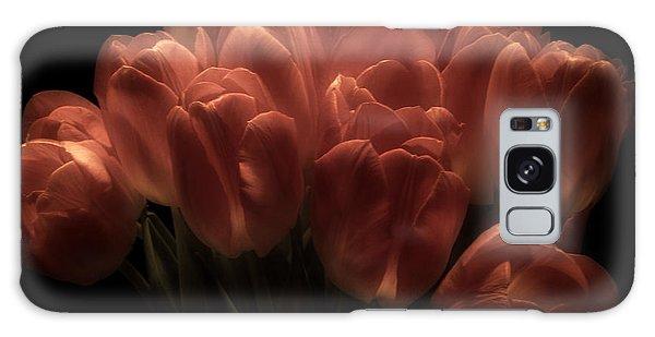 Romantic Tulips Galaxy Case
