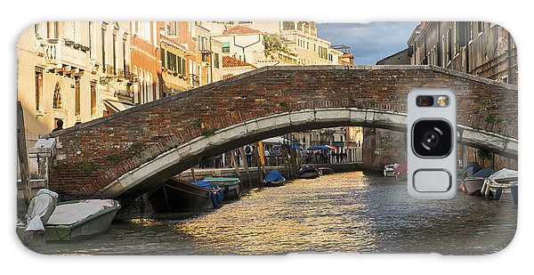 Romantic Venice Galaxy Case