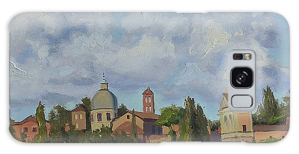Rome Afternoon Galaxy Case