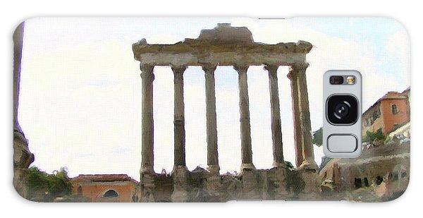 Rome The Eternal City Galaxy Case