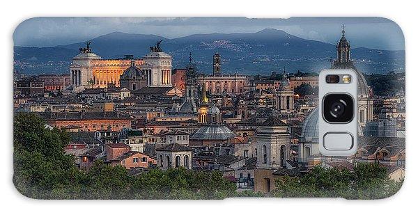 Rome Twilight Galaxy Case