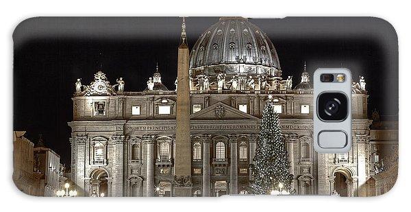 Rome Vatican Galaxy Case