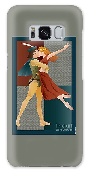 Romeo And Juliet Ballet Galaxy Case