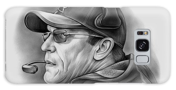 Panther Galaxy Case - Ron Rivera by Greg Joens