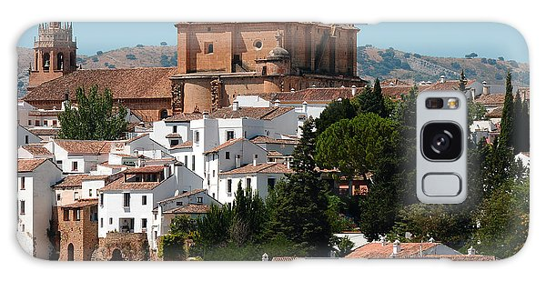 Ronda. Andalusia. Spain Galaxy Case