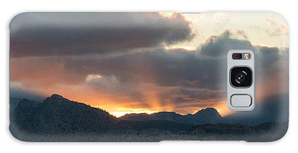 Ronda Sunset Galaxy Case