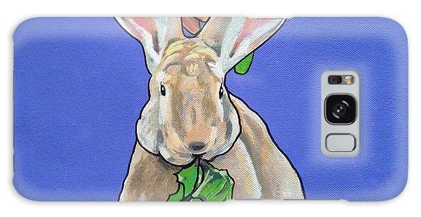 Ronnie The Rabbit Galaxy Case