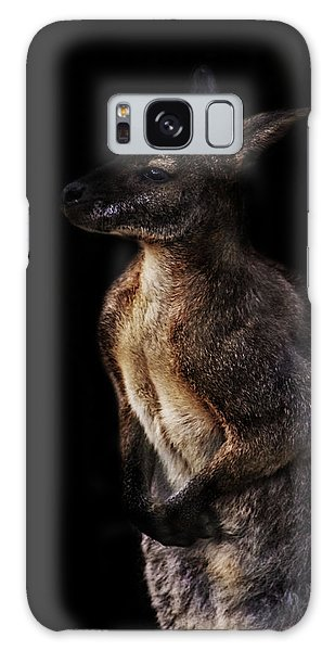 Roo Galaxy Case by Martin Newman