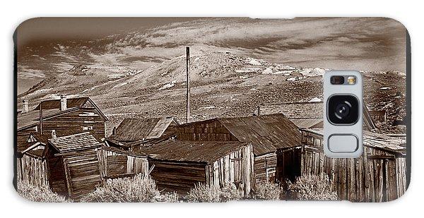 Bodie Galaxy Case - Rooflines Bodie Ghost Town by Steve Gadomski