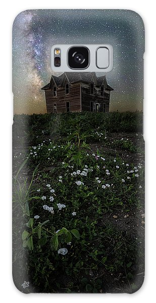 Galaxy Case featuring the photograph Room With A View by Aaron J Groen