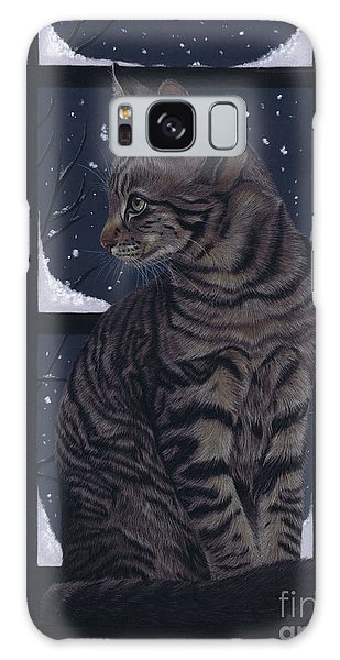 Room With A View Galaxy Case