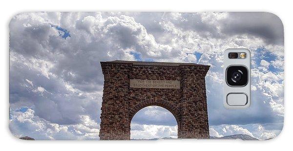 Roosevelt Arch Galaxy Case