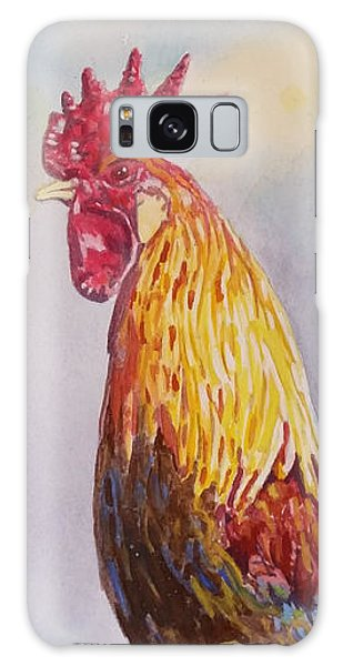 Rooster I Galaxy Case
