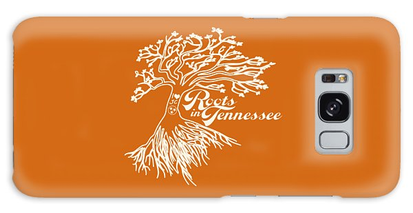Roots In Tennessee Galaxy Case by Heather Applegate