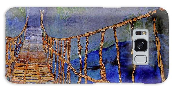 Rope Bridge Galaxy Case