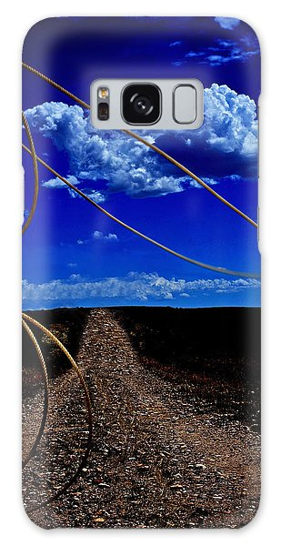 Rope The Road Ahead Galaxy Case