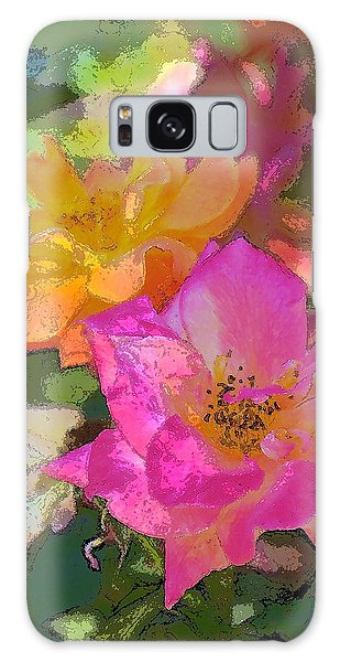 Rose 114 Galaxy Case by Pamela Cooper