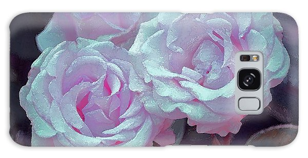 Rose 118 Galaxy Case by Pamela Cooper