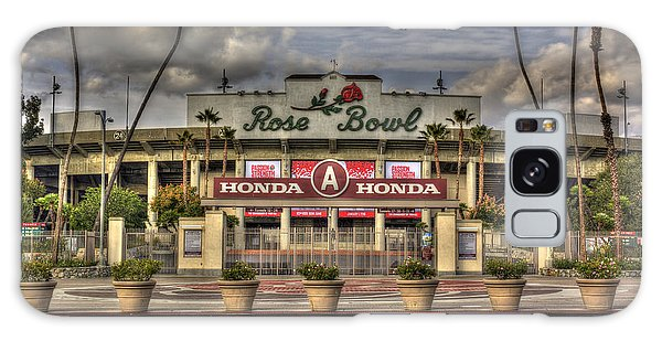Rose Bowl Hdr Galaxy Case