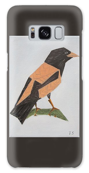 Rose-coloured Starling Galaxy Case