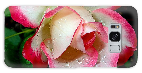 Rose Drops Galaxy Case