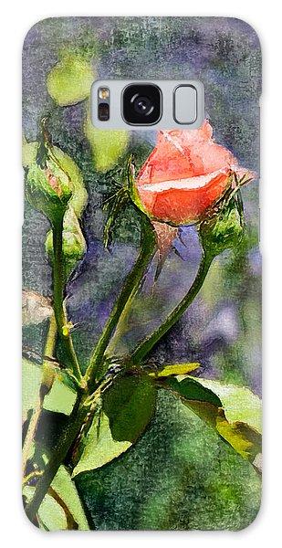 Rose Elegance Art Galaxy Case