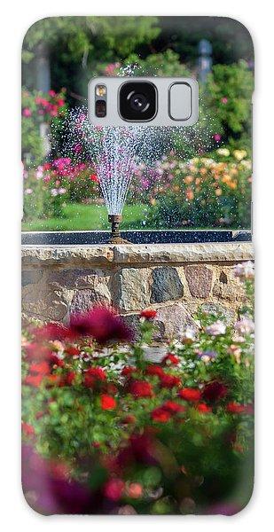 Rose Fountain Galaxy Case