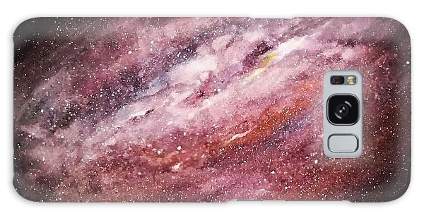 Rose Galaxy Galaxy Case