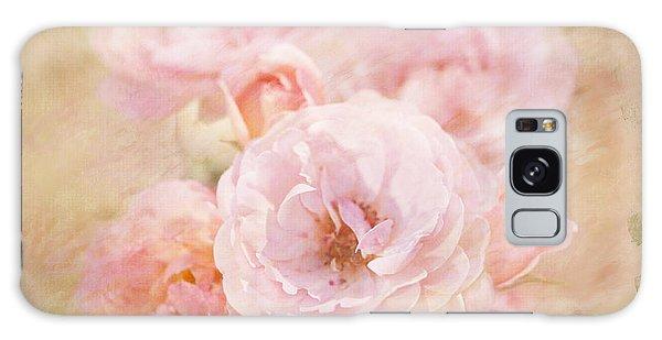 Rose Garden 1 Galaxy Case