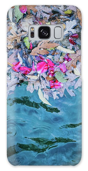 University Of Minnesota Galaxy S8 Case - Rose Garden Fountain II by Betsy Armour