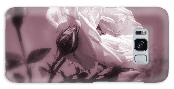 Rose In Rose Galaxy Case by Susan Lafleur