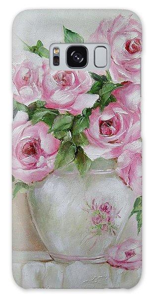 Rose Vase Galaxy Case