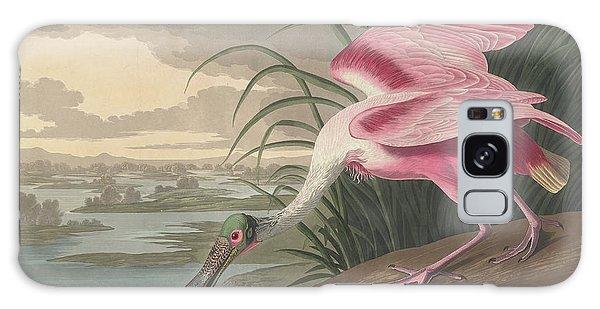 Roseate Spoonbill, 1836  Galaxy Case