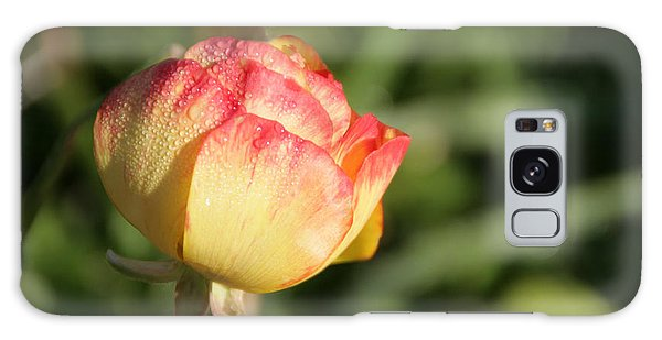 Rosebud Galaxy Case by Andrea Jean