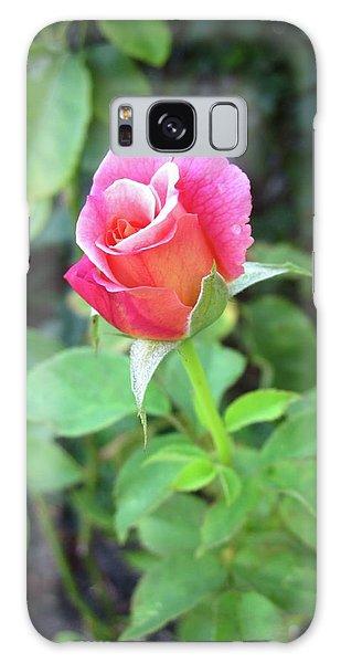 Rosebud Galaxy Case