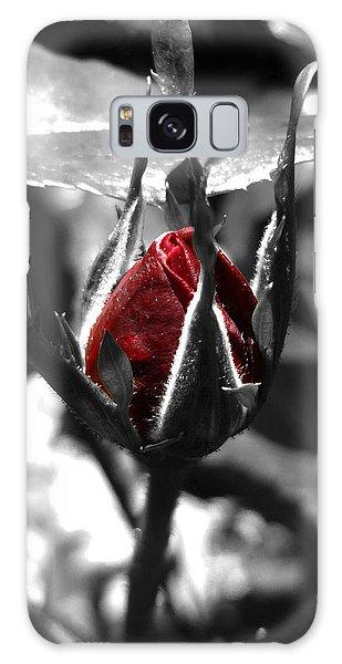 Rosebud Red Galaxy Case