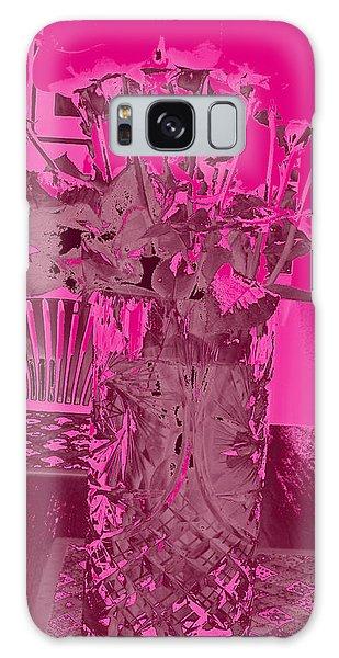 Roses #14 Galaxy Case