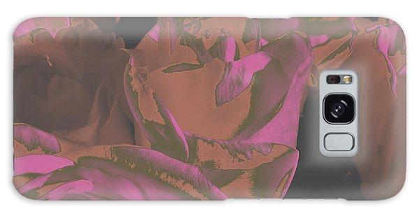 Roses #2 Galaxy Case
