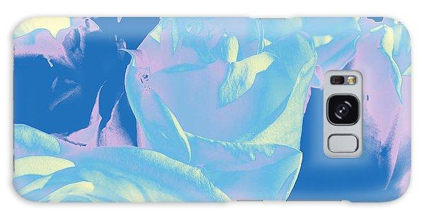 Roses #3 Galaxy Case