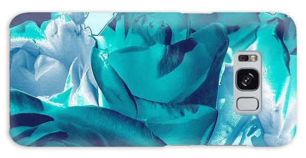 Roses #4 Galaxy Case
