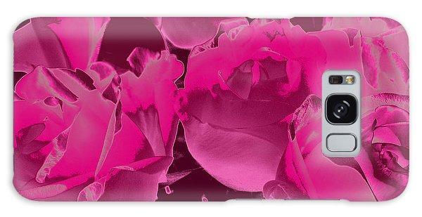 Roses #5 Galaxy Case