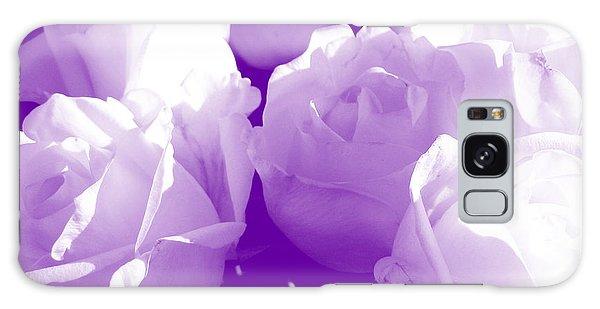 Roses #7 Galaxy Case