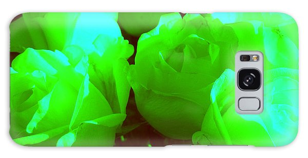 Roses #8 Galaxy Case